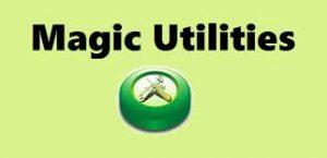 Magic Utilities Crack 6.20 With Serial Keygen Latest 2021