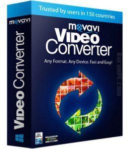 Movavi Video Converter Premium 21.5.0 Crack + Activation Key