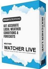 Weather Watcher Live 7.2.245 Crack With License Key 2021