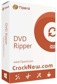 Tipard DVD Ripper 10.0.36 Crack With Portable 2022 Free