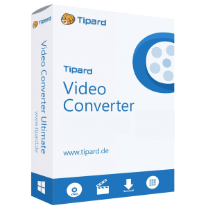 Tipard HD Video Converter 10.0.18 Crack With Free Download 2022